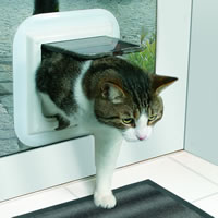 Install cat Flaps in North London